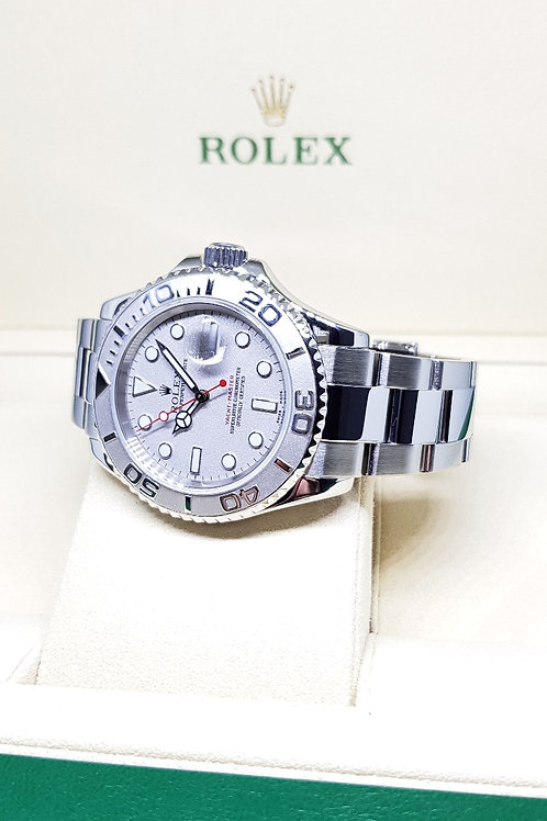 Rolex Oyster Perpetual Yachtmaster Platinum REF: 16622