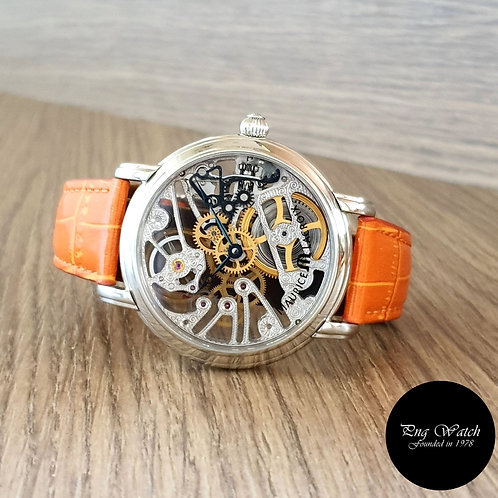 Maurice Lacroix Masterpiece Skeleton Watch (2)