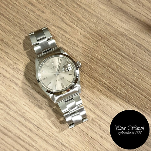 Rolex Oyster Perpetual Grey Date REF: 1500 (2)