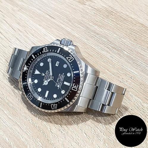"Rolex Oyster Perpetual Black Sea Dweller ""DEEPSEA"" REF: 116660 (G Series)(2)"