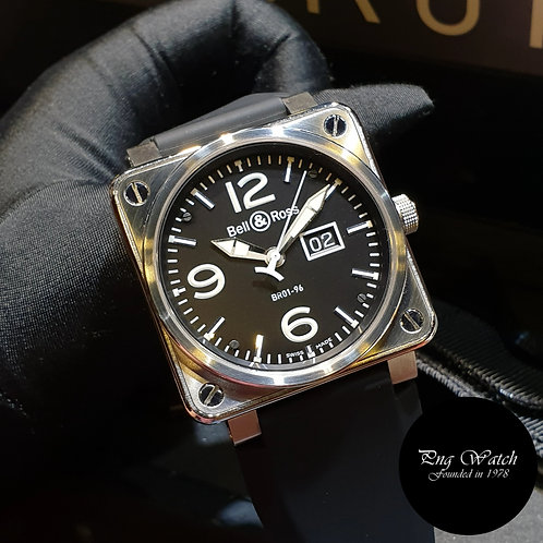 Bell and Ross Steel 46mm BR01-96 (2)