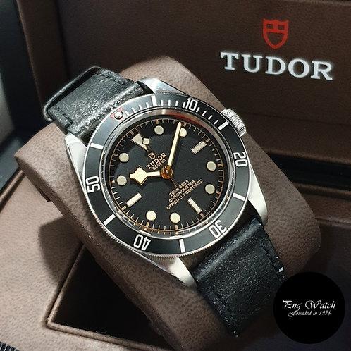 Tudor Black Bay Black REF: 79230N (2017)