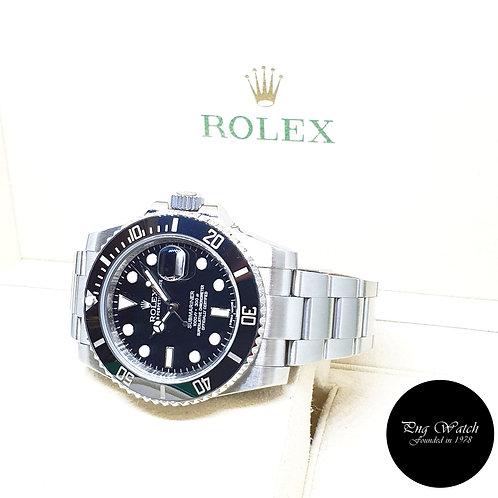 Rolex Oyster Perpetual Black Ceramic Submariner Date REF: 116610LN (2011)
