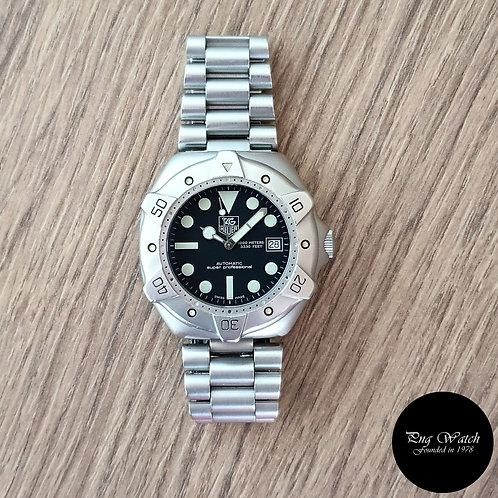 Tag Heuer 1000M Super Diver Watch REF: 840.006 (2)