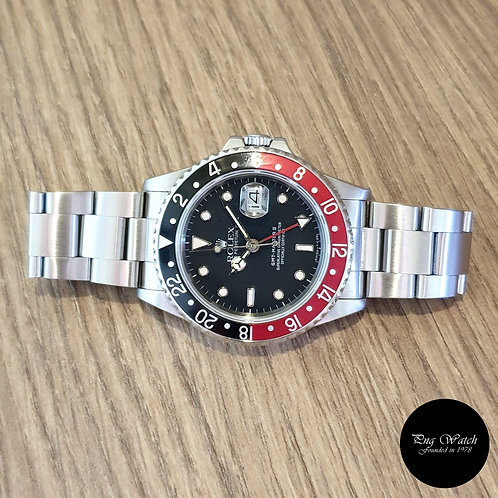 "Rolex Oyster Perpetual ""Big Fat Lady"" GMT Master 2 REF: 16760 (2)"