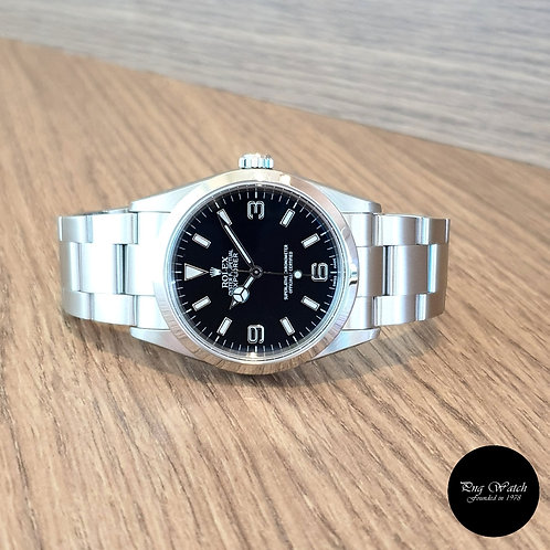 Rolex Oyster Perpetual 36mm Explorer One REF: 114270 (2)