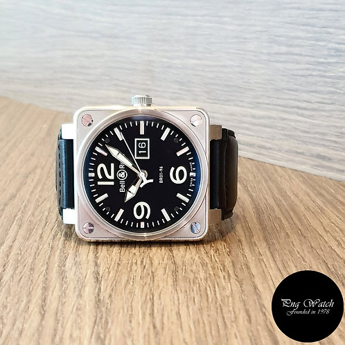 Bell and Ross 46mm Big Date REF: BR01-96 (2)