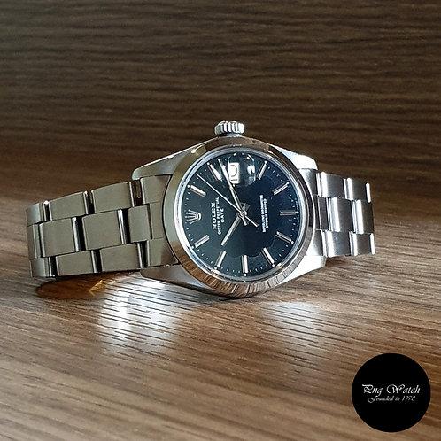 Rolex Gloss Black Oyster Perpetual Date REF: 1500 (2)