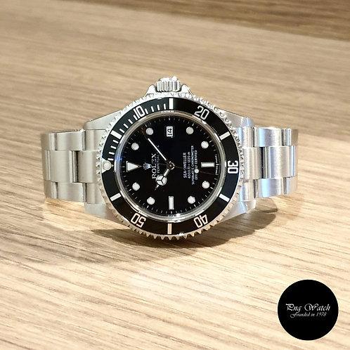 Rolex Oyster Perpetual Date Steel Sea Dweller REF: 16600 (2)