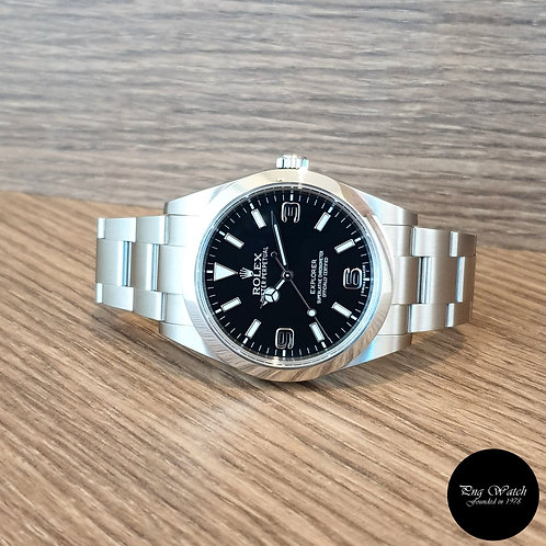 Rolex Oyster Perpetual 39mm Explorer One REF: 214270 (2)