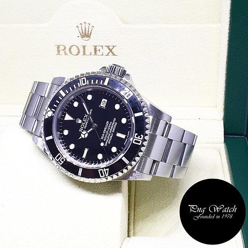 Rolex Oyster Perpetual Black Sea Dweller REF: 16600