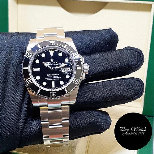 Rolex Oyster Perpetual 40mm Ceramic Black Submariner Date REF: 116610LN (2)