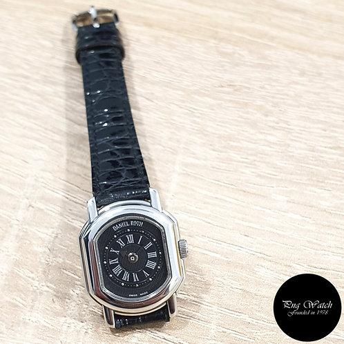 Daniel Roth Black 21mm Ladies Watch REF: 528.ST (2)