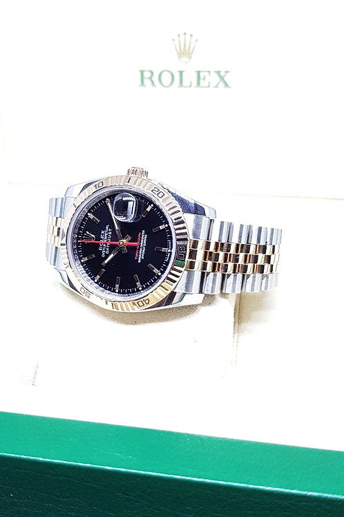 """Rolex 18K Half Rose Gold """"TOG"""" Datejust REF: 116261"""