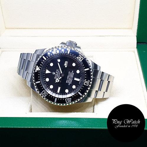 "Rolex Oyster Perpetual Black Sea Dweller ""DEEPSEA"" REF: 116660"
