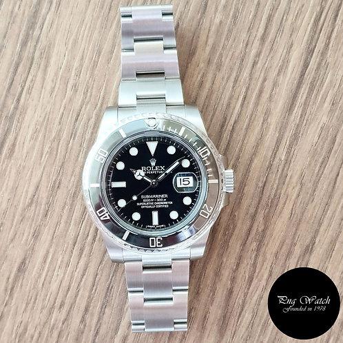 Rolex Oyster Perpetual Ceramic Date Submariner REF: 116610LN (NOS)(2)