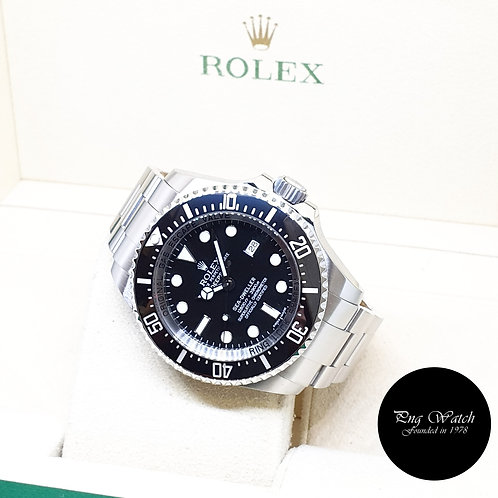 "Rolex Oyster Perpetual 44mm Sea Dweller ""DEEPSEA"" Black REF: 116660 (2011)"