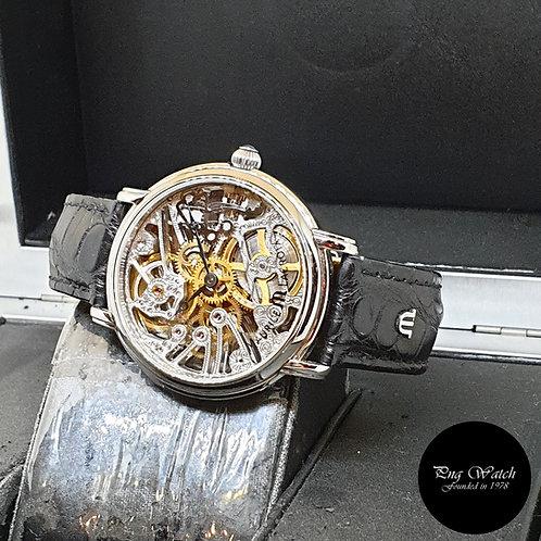 Maurice Lacroix Masterpiece Skeleton Timepiece