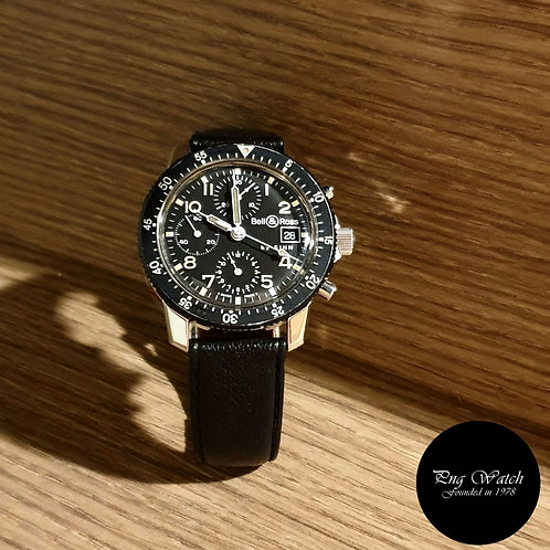 Bell and Ross (By Sinn) Chronograph REF: 103ST (2)
