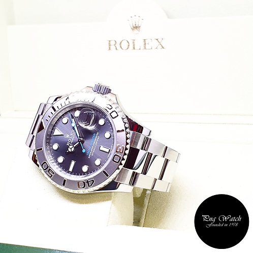 (NOT AVAILABLE) Rolex Oyster Perpetual 40mm Dark Rhodium Yachtmaster REF: 116622