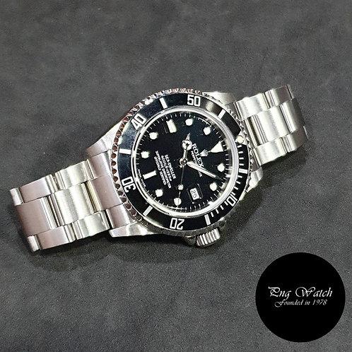 Rolex Oyster Perpetual Black Sea Dweller REF: 16600 (F)(2)