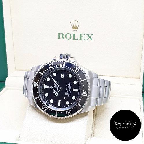 "Rolex Oyster Perpetual Black Sea Dweller ""DEEPSEA"" REF: 116660 (2010)"