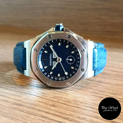 Audemars Piguet Blue Royal Oak Offshore Triple Calender (2)