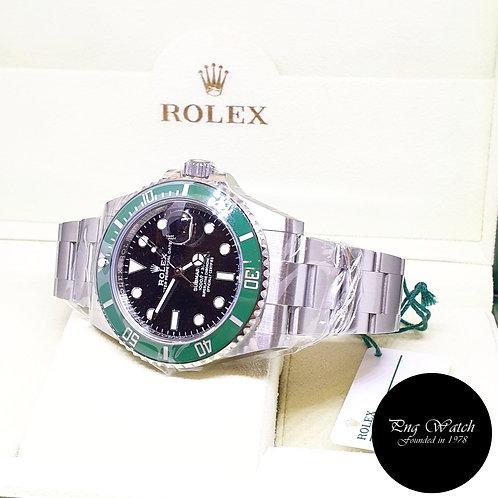 "Rolex Oyster Perpetual ""KERMIT"" Submariner Date REF: 126610LV"