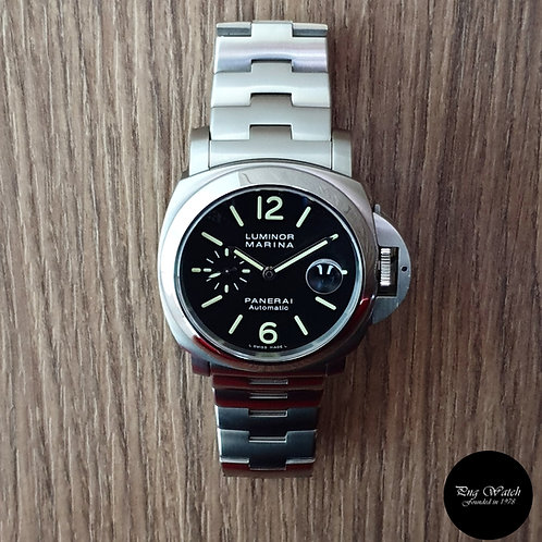Panerai Black Luminor Marina PAM299 (2)