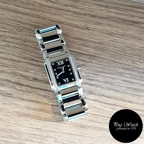 Patek Philippe Twenty 4 Black Diamonds REF: 4910/10A (2)