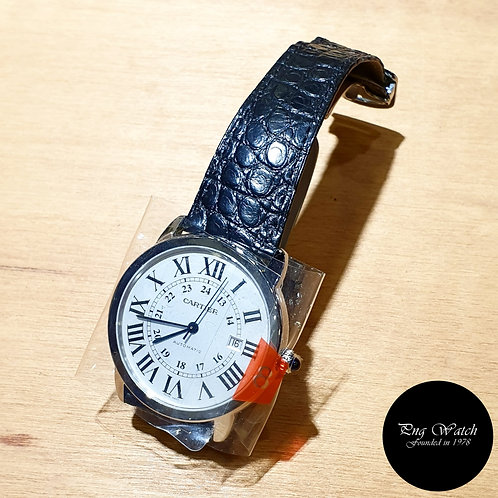 Cartier Ronde Solo Automatic 41mm Dress Watch REF: CRW6701010 (2)