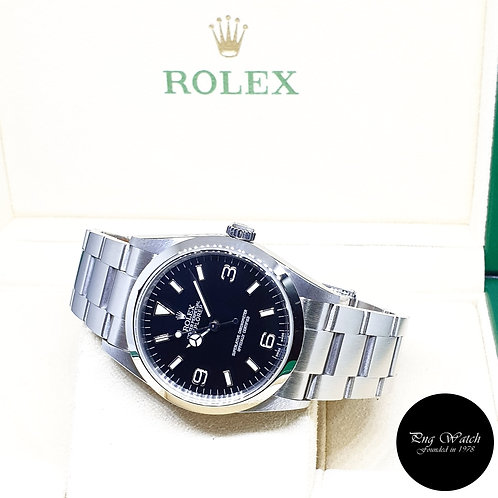 Rolex Oyster Perpetual Explorer One REF: 114270