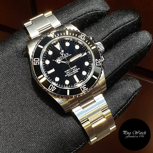 Rolex Oyster Perpetual Black GMT Master 2 REF: 16710 (03)(2)
