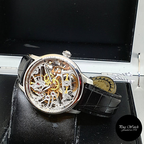 Maurice Lacroix Skeleton Masterpiece REF: MP7208