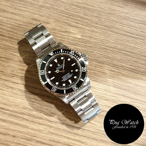 Rolex Oyster Perpetual 4Liner No Date Submariner REF: 14060M (2)