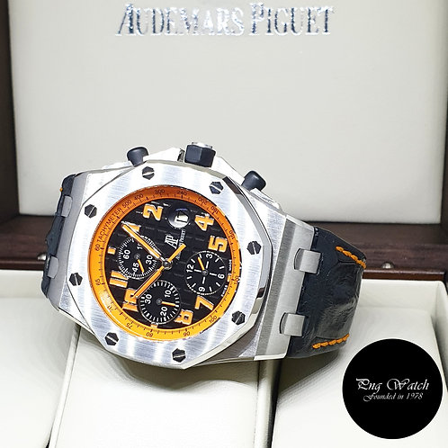 "Audemars Piguet Royal Oak Offshore ""Volcano"" Chronograph REF: 26170ST"