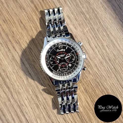 Breitling Montbrillant Chronograph Watch (2)
