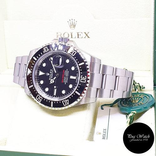 "Rolex Oyster Perpetual 50th Anniversary ""MK1"" 43mm Black Sea Dweller REF: 126600"