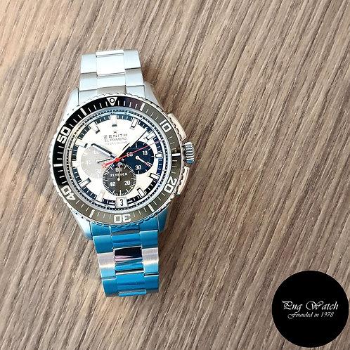 Zenith El Primero Stratos Chronograph Watch (2)