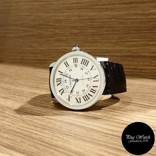 Cartier Automatic Ronde De Solo Watch (2)