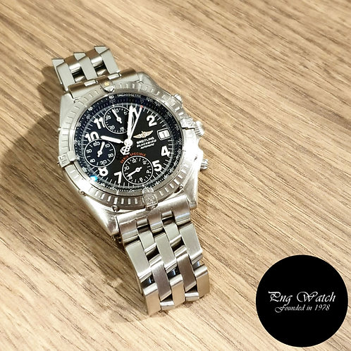 Breitling BlackBird Special Series Automatic Chronograph REF: A13350 (2)