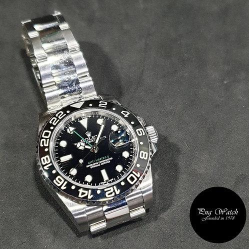 Rolex Black Ceramic GMT Master 2 REF: 116710LN (2)