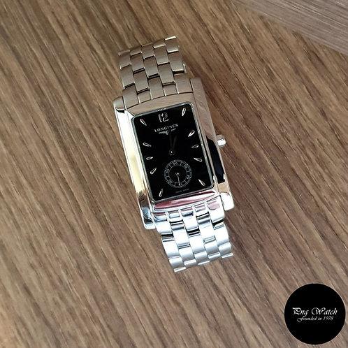 Longines DolceVita Black Dress Watch (2)