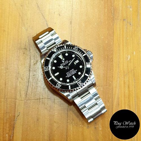 Rolex Oyster Perpetual Black Sea Dweller REF: 16600 (2)