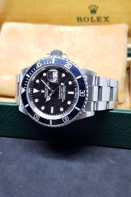 Rolex Oyster Perpetual Tritium Submariner Date REF: 16800