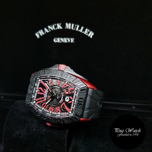 Franck Muller Conquistador Sports GPG REF: 8900 SC DT GPG