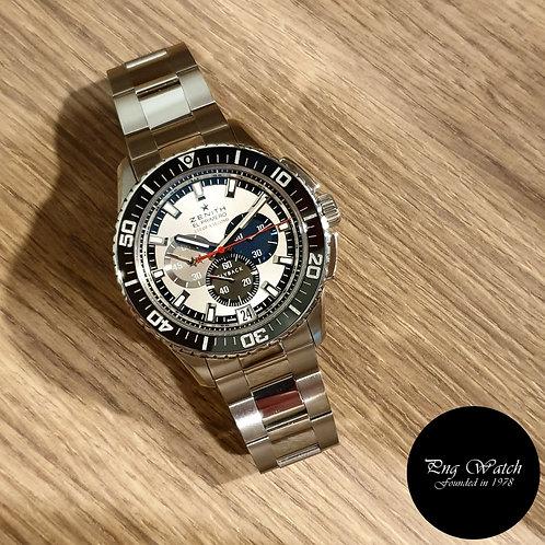 Zenith El Primero 'STRATOS' Chronograph Flyback REF: 03.2060.4057/69.M2060 (2)
