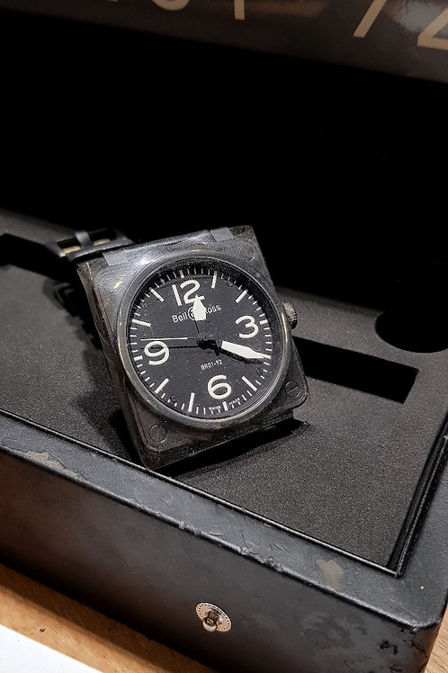 Bell and Ross PVD 46mm BR01-92