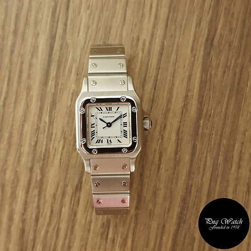 Cartier Santos Galbee Ladies Watch (2)