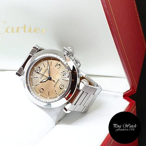 Cartier Pink C Pasha REF: 2324